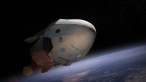 Raumschiff der USA